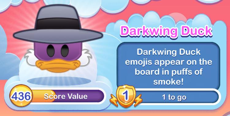 Darkwing Duck – Disney Emoji Blitz Fan Site