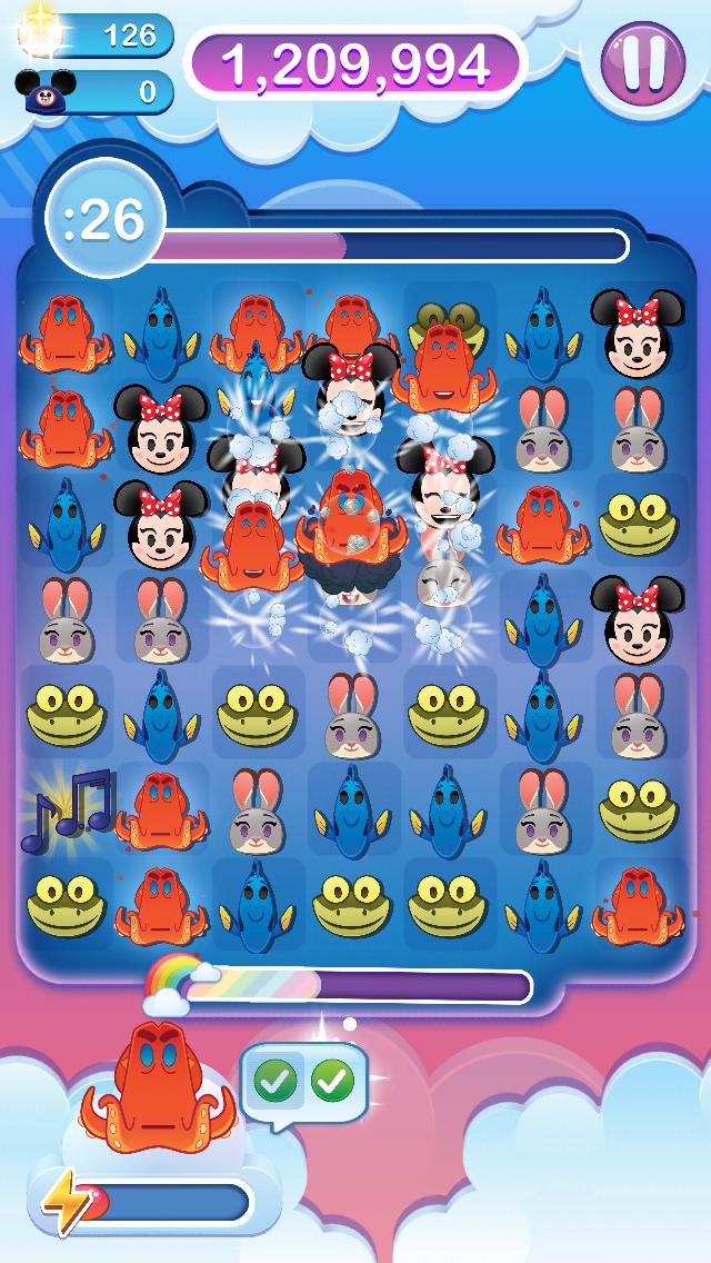 Hank – Disney Emoji Blitz Fan Site