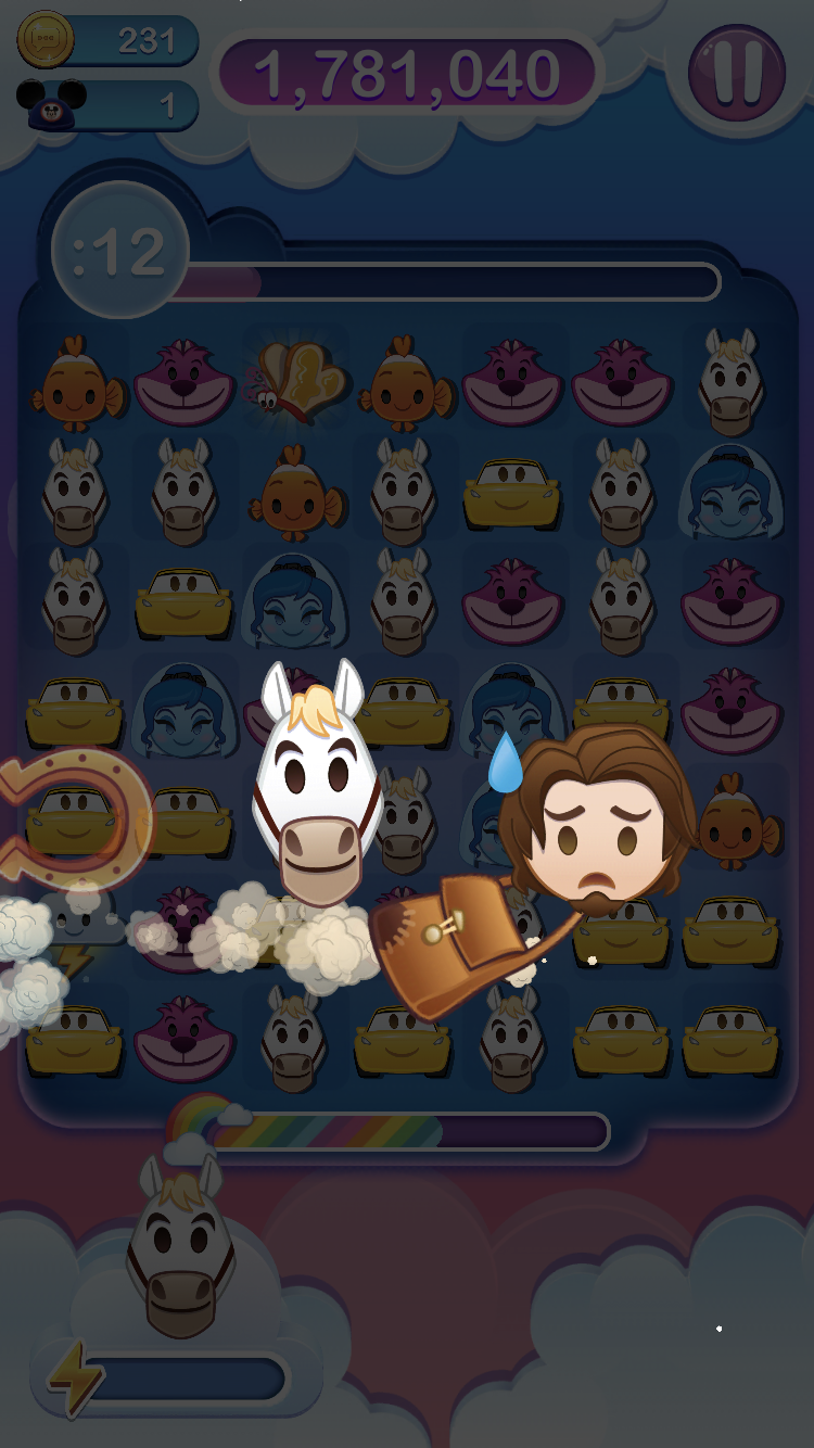 Maximus Disney Emoji Blitz Fan Site