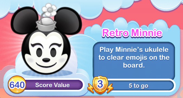 Retro Minnie