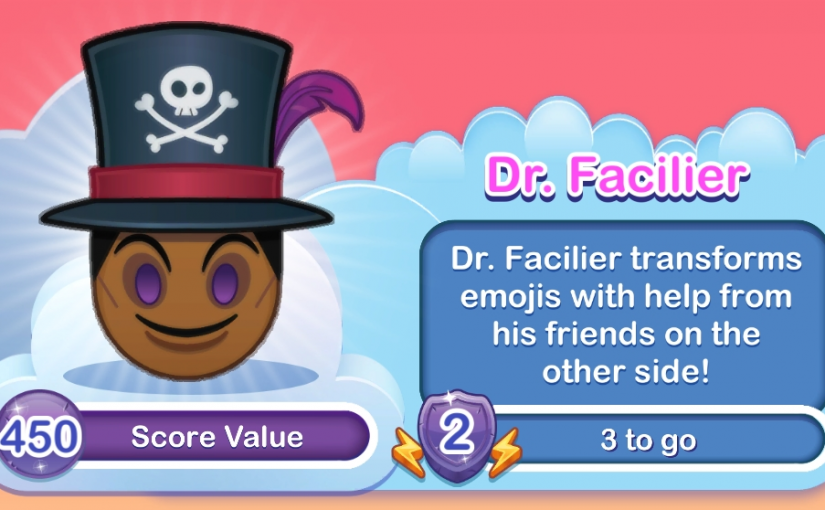Dr Facilier Disney Emoji Blitz Fan Site